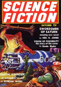 SCIENCE FICTION - 1939-10