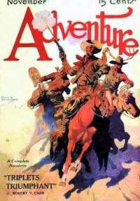 ADVENTURE - November 1914