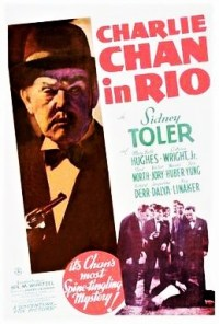 CHARLIE CHAN IN RIO - 1941