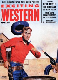 EXCITING WESTERN - March 1953