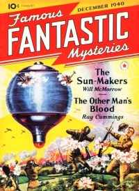 FAMOUS FANTASTIC MYSTERIES - December 1940