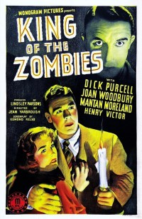 KING OF THE ZOMBIES - 1941