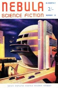 NEBULA SCIENCE FICTION - December 1956