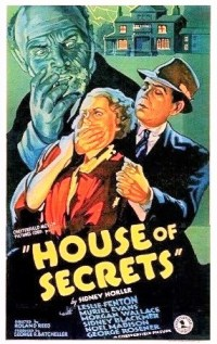 THE HOUSE OF SECRETS - 1936