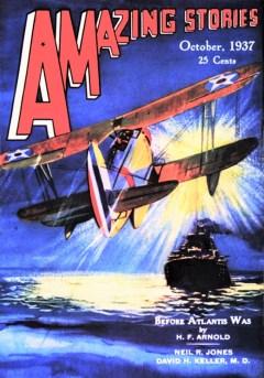 AMAZING STORIES - October 1937