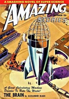 AMAZING STORIES - October 1948