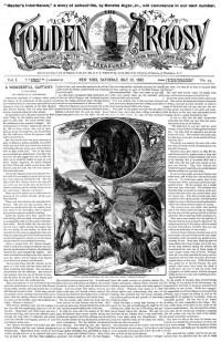 GOLDEN ARGOSY - May 12, 1883