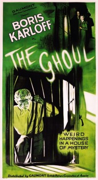 THE GHOUL 1933 FILM