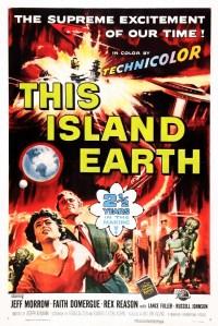 THIS ISLAND EARTH - 1955