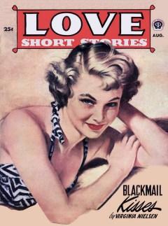 LOVE SHORT STORIES - August 1950