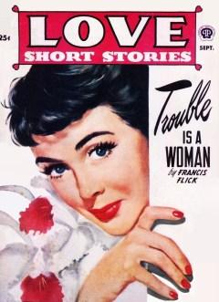 LOVE SHORT STORIES - September 1950