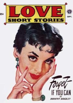 LOVE SHORT STORIES - September 1951
