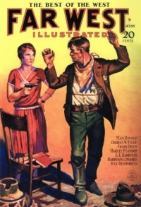 FAR WEST ILLUSTRATED - October 1927
