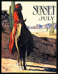 SUNSET magazine - July 1904