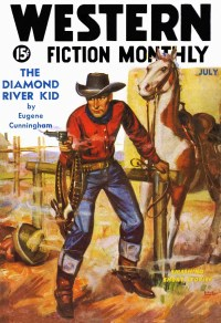 WESTERN FICTION MONTHLY - July 1936