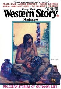 WESTERN STORY MAGAZINE - May 28, 1927