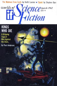 WORLDS OF IF - March 1962