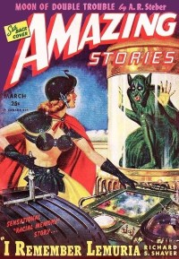 AMAZING STORIES - March 1945