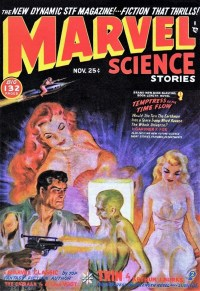 MARVEL SCIENCE STORIES - November 1950