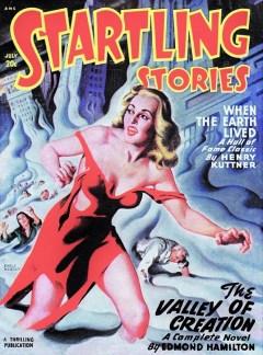 STARTLING STORIES - July 1948