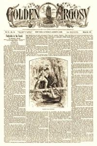 THE GOLDEN ARGOSY - August 8, 1885