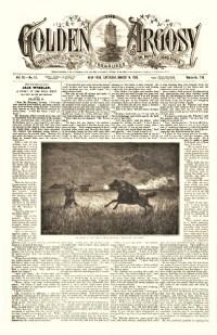 THE GOLDEN ARGOSY - March 14, 1885