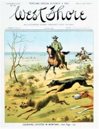 WEST SHORE - October 5, 1889