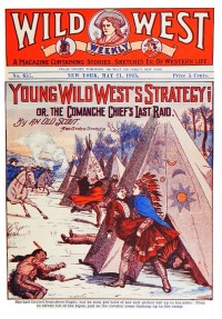 WILD WEST WEEKLY - May 21, 1915