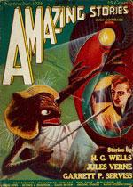 """Résultat de recherche d'images pour """"amazing stories gernsback 1926"""""""