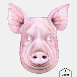 MPPs-38 - Swinia (maski zwierzat)