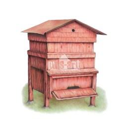 Ul pszczeli