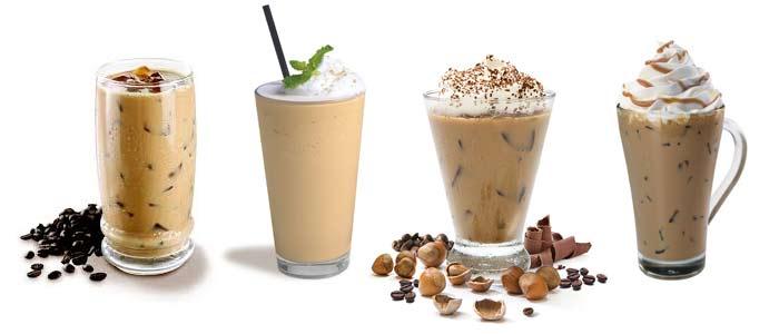 Kilka sposobów na kawę mrożoną