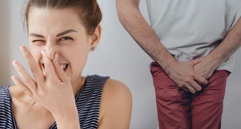 Nieprzyjemny zapach penisa