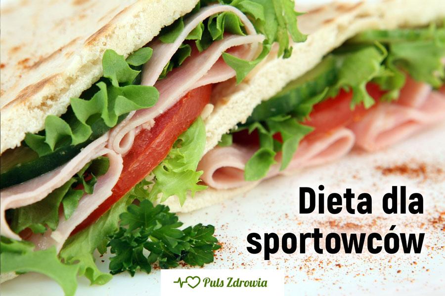Dieta dla sportowców