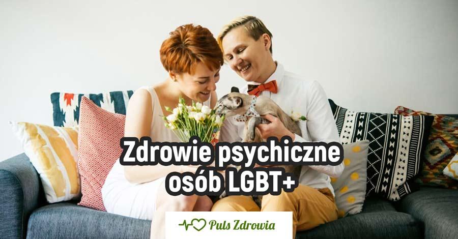 Zdrowie psychiczne osób LGBT+