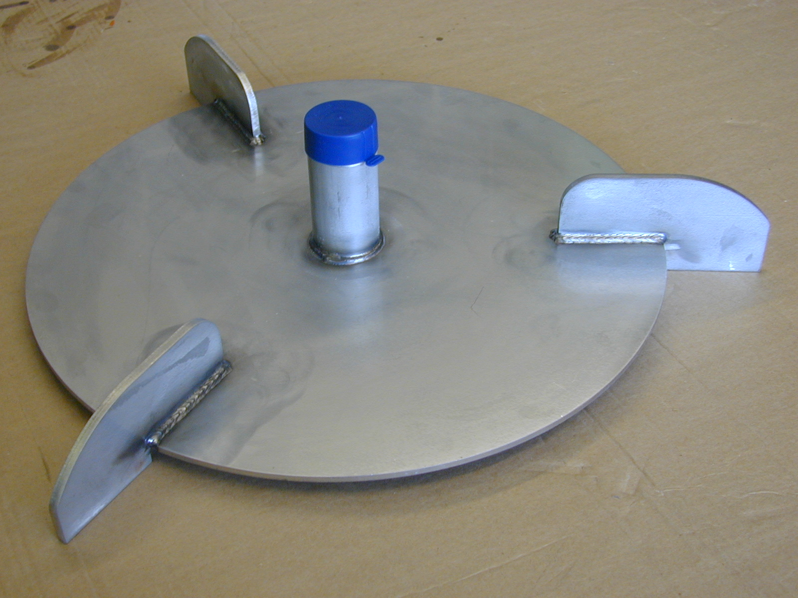 Acumulator Plate