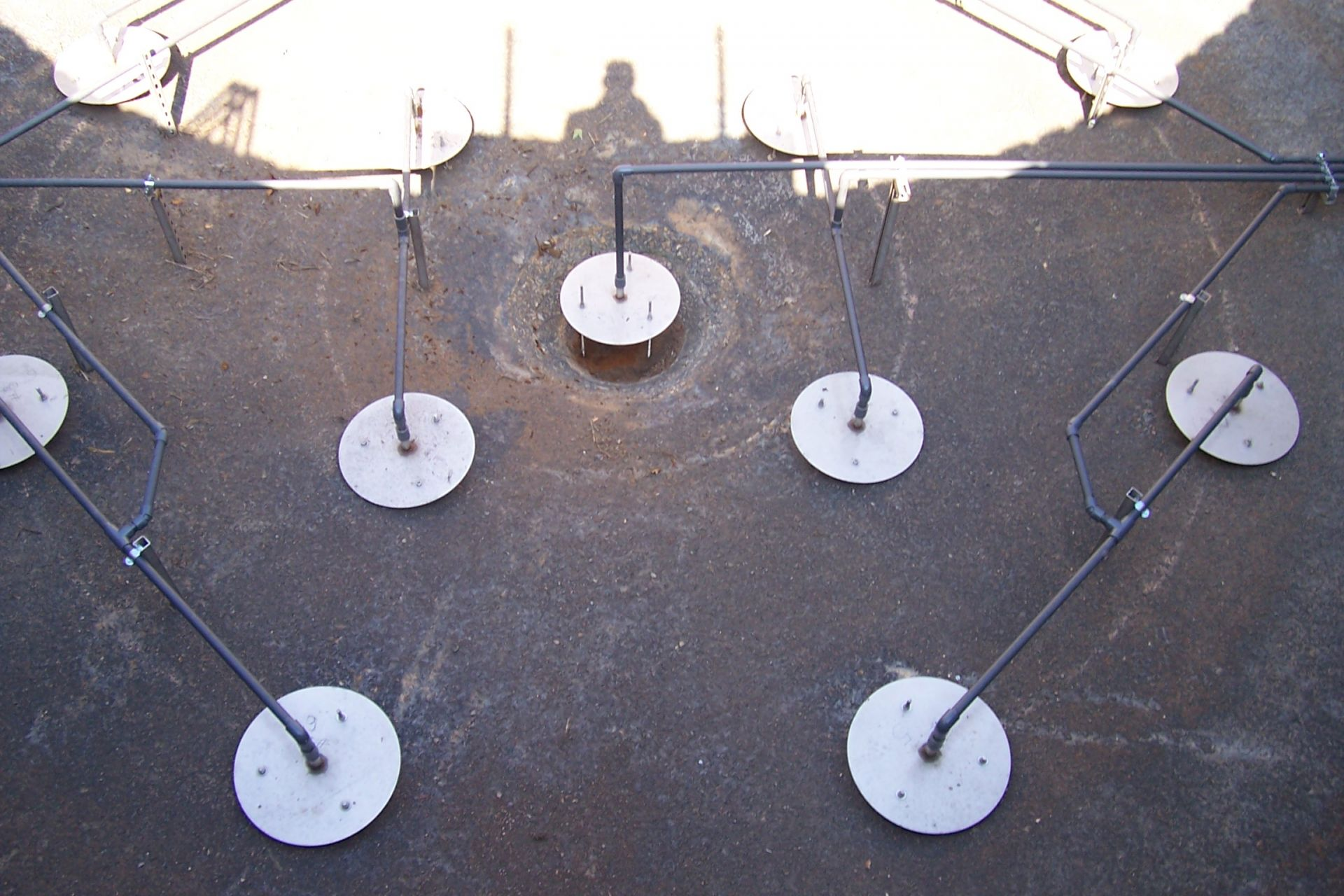 wastewater tank mixing system