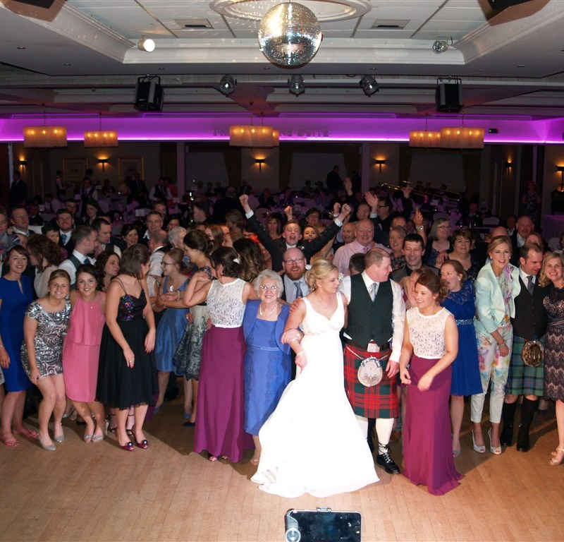 Pulse wedding band ayrshire and glasgow