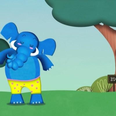 MUSICAL MARTINA AT THE ZOO Animación 2d para Musical infantil Martina at the zoo