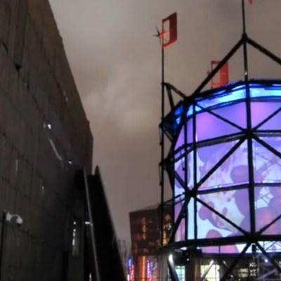 ARBOL DEL AIRE EXPO SHANGAI 2010 Diseño Audiovisual para Instalación en Satnd Madrid para la Expo Universal Shangai 2010