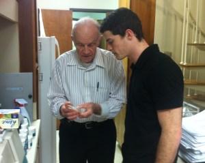 Dr. Ivan Danhof & Daniel Drake