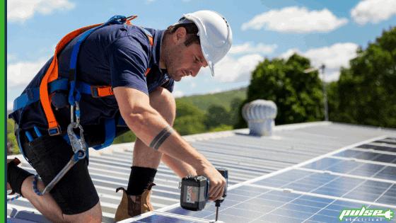 solar installation Brisbane