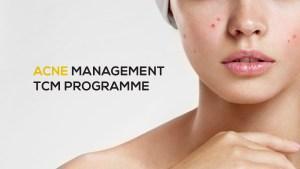 10-sessions Acne Managemen TCM Programme