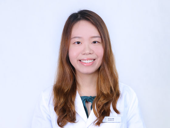Physician Vivian Lee