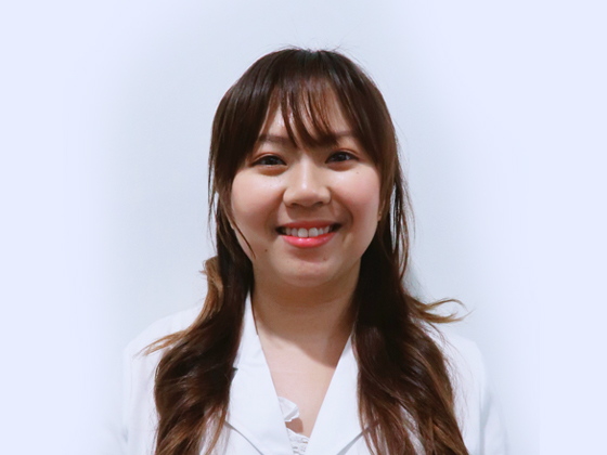 Physician Klaryce Lim