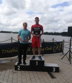 winners podium
