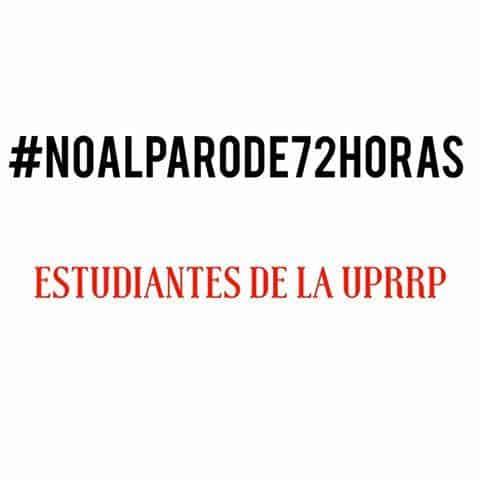 """Nace movimiento """"Noalparode72horas"""" como opción diplomática"""