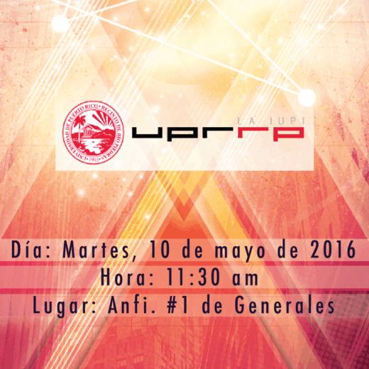 (Promo de la charla ADI en Río Piedras/ ADI Facebook)