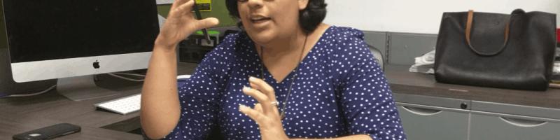 Presidenta CGE discute preocupaciones estudiantiles