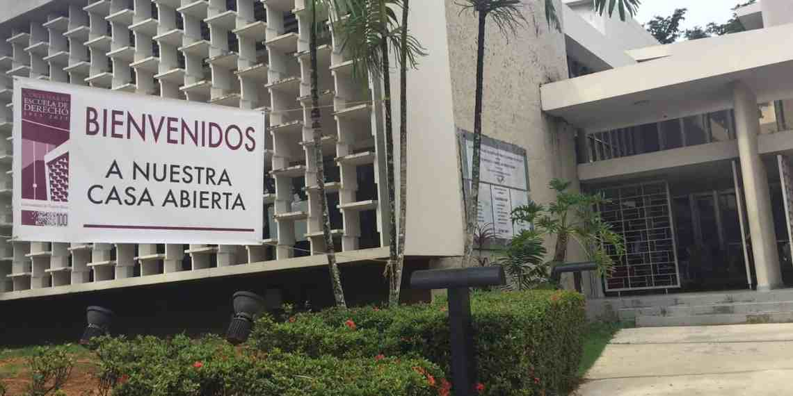 Escuela de Derecho celebra su Casa Abierta